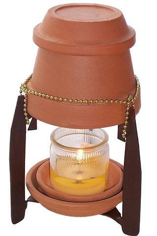 stufa a candela