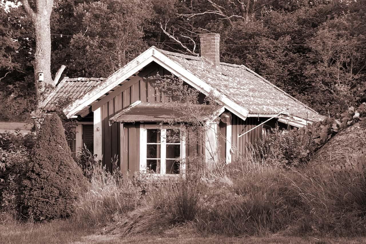 Sistemare Giardino Di Casa sistemare una casetta in legno in giardino elegante e